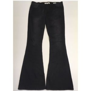 Kenneth Cole Reaction Pull On Flare Jeans Size 8